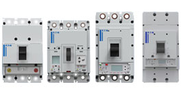 Power Defense moulded case circuit breakers