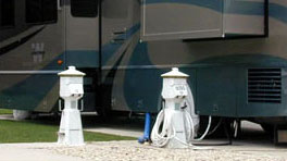 RV Campground Power - Powerhouse