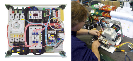 Mcc aftermarket solutions for Eaton motor control center