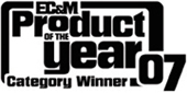 EC and M Product of the Year 2007