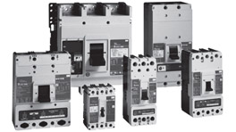 Series C NEMA Circuit Breakers