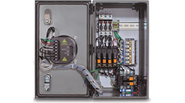 Single Enclosure Unit