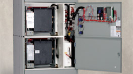 Contactor-Based Byp Isolation Transfer Switches on