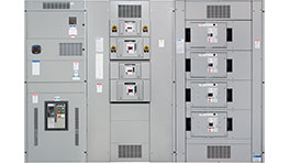Drawout Moulded-Case Switchboards